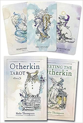 Otherkin Tarot: Siolo Thompson: 9780738758732: Books - Amazon ca