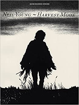 hal leonard neil young harvest moon guitar tab songbook