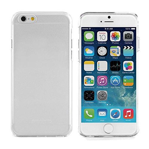"Proporta Coque à clipser rigide ultra fine pour iPhone 64,7""–Transparent"
