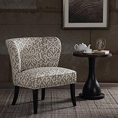 Madison Park Hilton Armless Accent Chair Multi See below