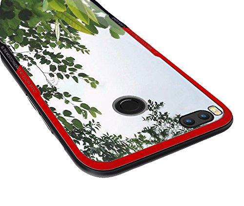 a42b3775d5a Vaku ® Xiaomi Mi A1 GLASSINO Luxurious Edition  Amazon.in  Electronics
