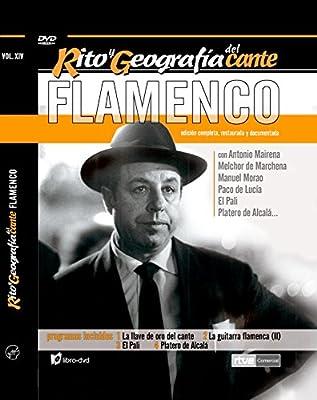 LA LLAVE DE ORO, LA GUITARRA FLAMENCA II , EL PALI, PLATERO DE ALCALÁ.- Vol. XIV de Rito y Geografía del Cante Flamenco. Con LIBRO de 72 pags. y tamaño 19 x