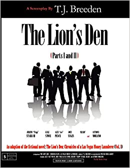 The Lion's Den: A Screenplay