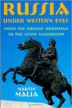 Book Russia Under Western Eyes: From the Bronze Horseman to the Lenin Mausoleum