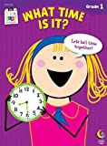 img - for What Time Is It? Stick Kids Workbook, Grade 1 (Stick Kids Workbooks) book / textbook / text book