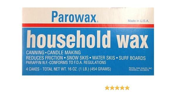 Parowax 24785-8 Household Wax