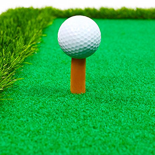 Indoor And Outdoor Golf Ball Pad Practice Mats Swing Practice Mat 150 150cm by MGEF (Image #1)