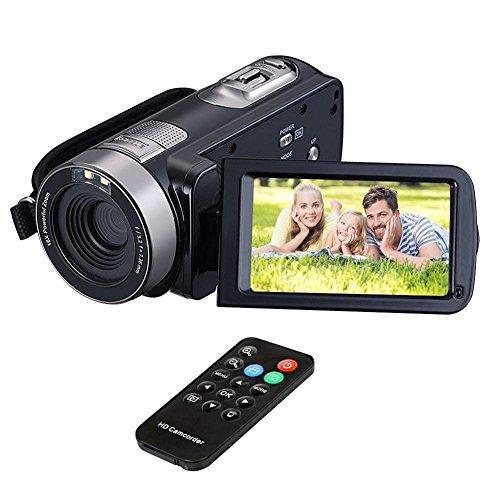 Digital Camera Camcorder DIWUER HD 1080P IR Night Vision 24.