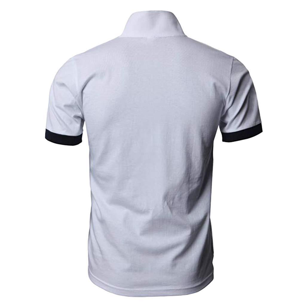 Roiper_ Homme Vetements - Polo - para Hombre Blanco 3XL: Amazon.es ...