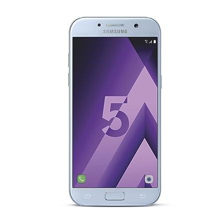 Samsung Galaxy A5 2017 (A520F) - 32 GB - Blau (Zertifiziert und Generalüberholt)