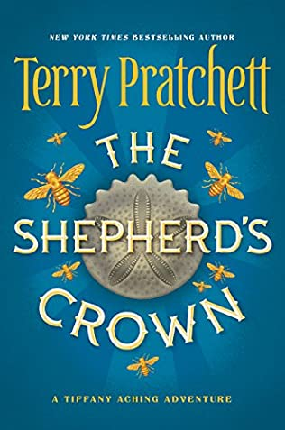 book cover of The Shepherd\'s Crown