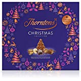 Thorntons Limited Edition Christmas Chocolate Selection box 418g
