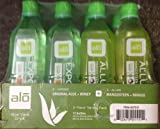 ALO Aloe Vera Drink Original 6 Aloe and Honey 6 Mongosteen and Mango Review
