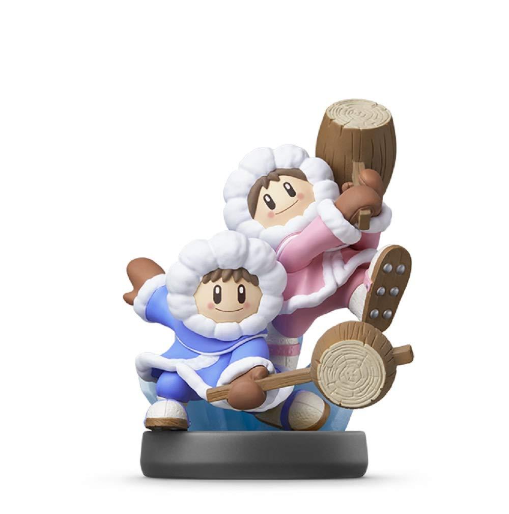 Nintendo amiibo - Ice Climbers - Super Smash Bros. Series japan import by Nintendo (Image #1)