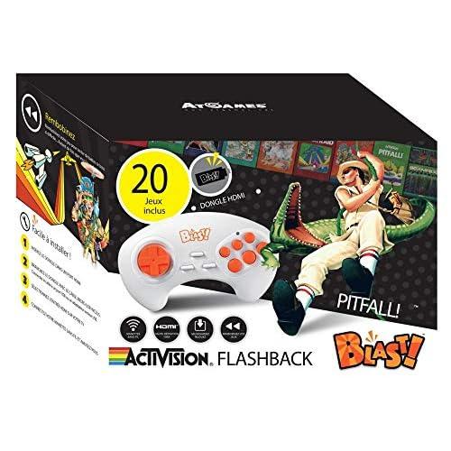 Import - Consola Retro Blast Activision Pitfall (20 Juegos) a buen precio