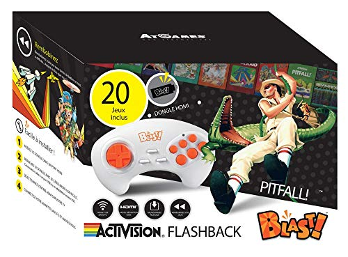 Activision Flashback Blast! - Electronic Games from Activision