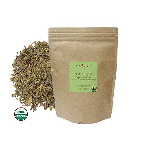 Organic Houjicha Green Tea Loose Leaf from Japan – ShiZen Tea
