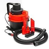 wireless car vac - 12V Wet Dry Vac Vacuum Cleaner Portable Car Caravan Shop Air Pump Inflator Turbo