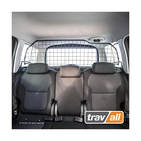 Travall Guard TDG1248 - Vehicle-Specific Dog Guard 4