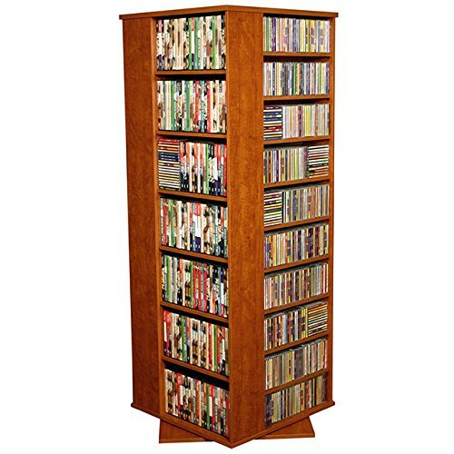 (Venture Horizon Revolving Media Tower- Grande 1600 Cherry)