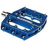 Blackspire Pedal Sub4 Blue Cnc Alloy Cro-Mo Axle
