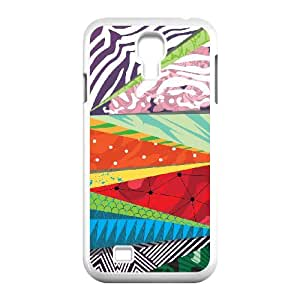 Samsung Galaxy S4 I9500 Phone Case, With Colorful Pattern Image On The Back - Colourful Store Designed