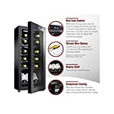 Wine Enthusiast 18-Bottle Dual Zone MAX