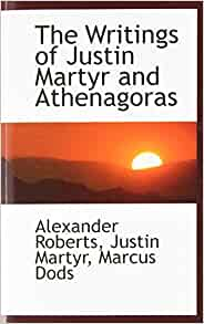 """justin martyr writings Today's saint, st justin martyr, laid out one of the earliest descriptions of the mass in his """"first apology,"""" written between 153 and 155 ad it's great."""