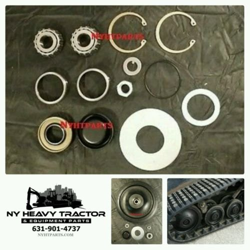Caterpillar / Asv / Terex 2238396 223-8396 Idler Front Wheel Kit 14