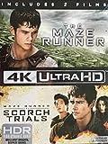 The Maze Runner / Maze Runner: Scorch Trials (4K UltraHD + Blu-ray + Digital HD)