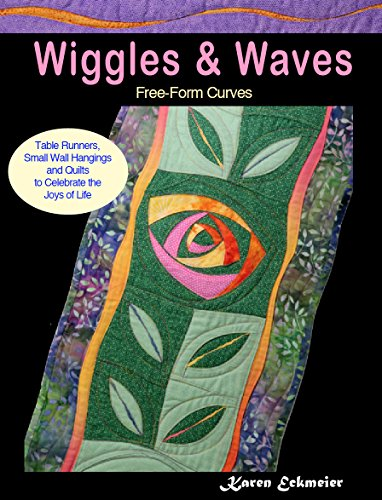 Free Quilt Patterns Wall Hangings - Wiggles and Waves