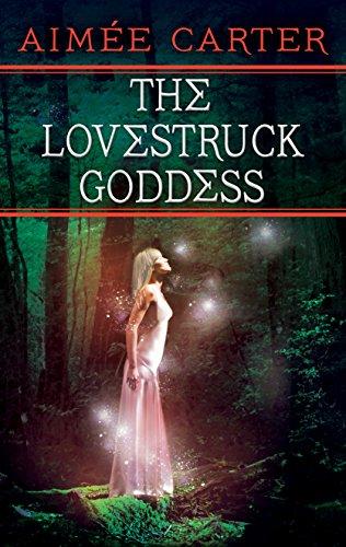 book cover of The Lovestruck Goddess