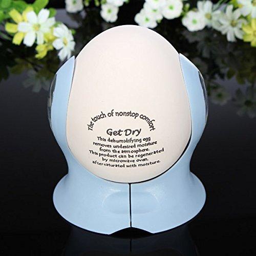 Damp Moisture Absorber Egg Dehumidifiers Dehumifiying Home Air Dryer
