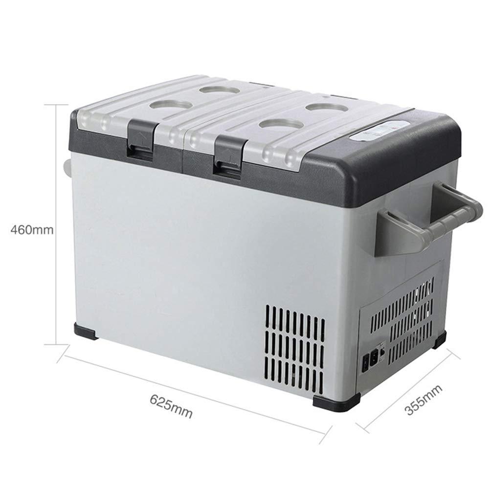 Amazon.es: 42L coche refrigerador coche congelador compresor ...