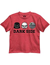Little Boys' Darth Vader and Friends T-Shirt