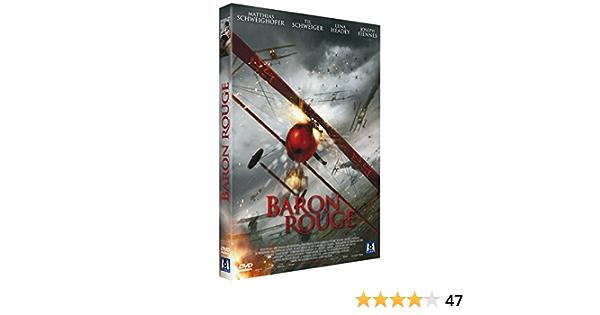 Baron Rouge [Francia] [DVD]: Amazon.es: Matthias Schweighöfer ...