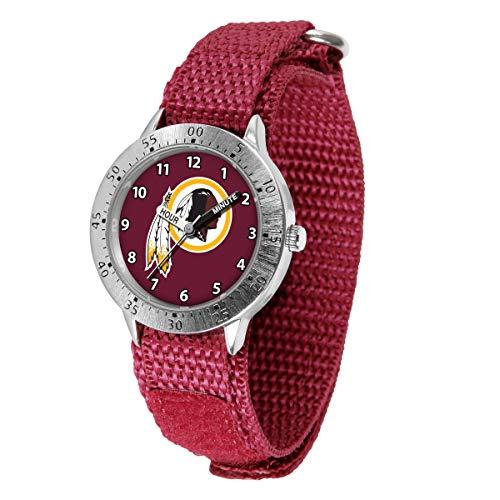 Game Time NFL Washington Redskins TailgaterWrist Watch, Team Color, One Size ()