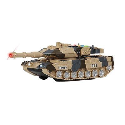 Black Temptation voiture de réservoir de voiture de missile de voiture de jouet des enfants la voiture de jouets des enfants, C