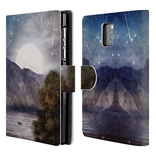 Star Under Wallet Case A Love Moon Paula Flores Cover Star OnePlus Love Sky Official Leather Wishing Case For Wishing 5T Under Sky Book Belle Designs A Head 7cfwZvq0c