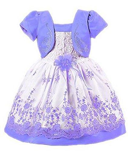 Flower Cotton Dress