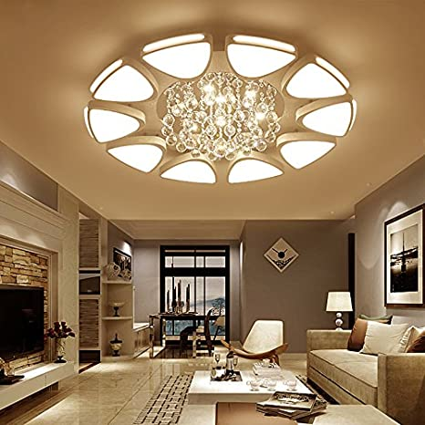 Renshengyizhan@ LED Ceiling lamp for Living Room lamparas de ...