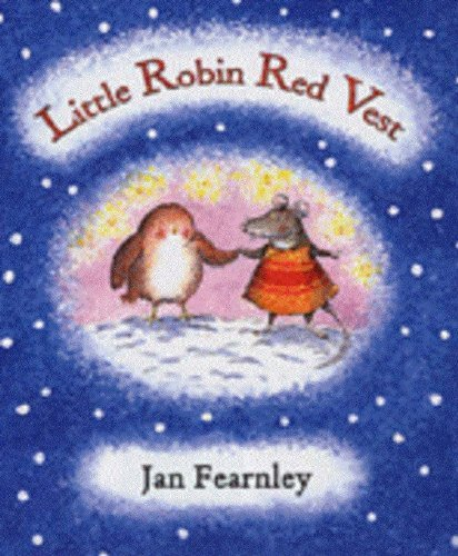 Little Robin Red Vest (Mini picture books) (Vest Robin)