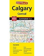 Calgary Fast Track Map