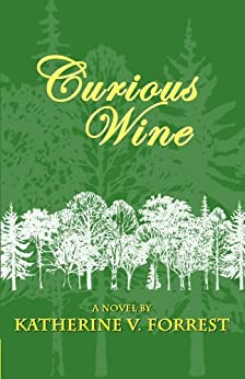 Curious Wine by [Forrest, Katherine V.]