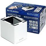 ビジコム 卓上スマホリーダー eチケット・QRチケット 2次元バーコード対応 USB 日本語取説 BC-NL3000U (白)