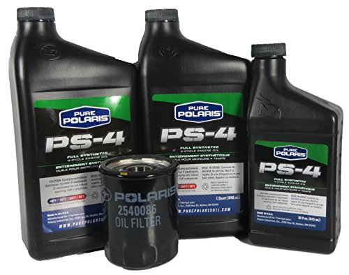 polaris xp 1000 oil change kit - 3