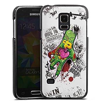 Samsung Galaxy S2 Funda Premium Case Cover Tattoo Zombie zombi ...