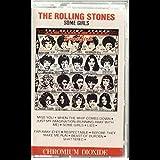 The Rolling Stones: Some Girls Cassette VG++ Canada RSR VFCT-40449 RARE