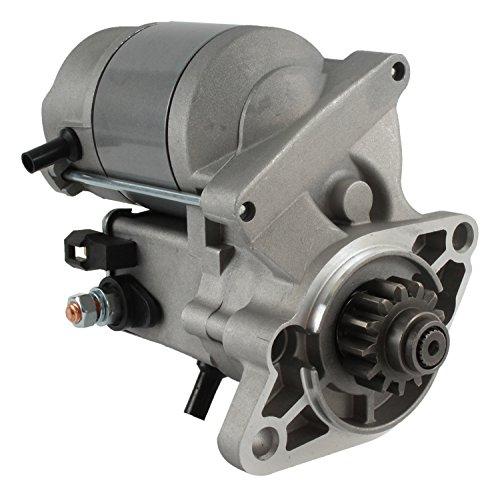 New 12 Volt Starter Fits Kubota 17423-63012 Sub Compact Tractors 22 HP