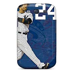 For Galaxy S3 Fashion Design New York Yankees Cases-RiT8091Agju